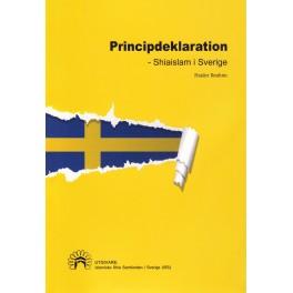 Principdeklaration-Shiaislam i Sverige(Sv)