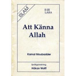 Att Känna Allah (Sv)